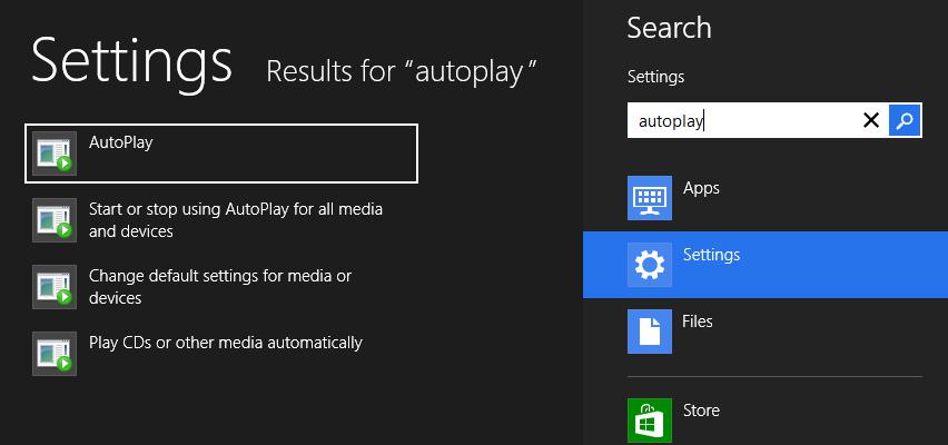 شروع خودکار یا Auto Play را در ویندوز غیرفعال کنید