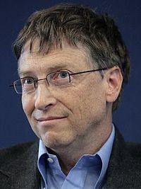 فرد چهارم از برترین برنامه نویسان - Bill Gates