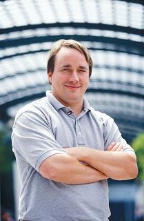 فرد پنجم - Linus Torvalds