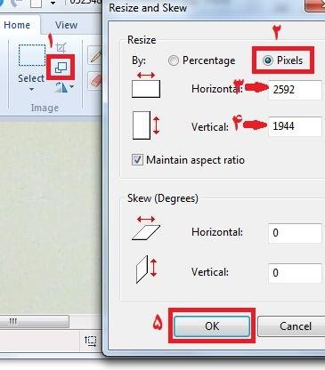 کاهش حجم و اندازه تصاویر در ویندوز بدون نصب نرمافزار جانبی