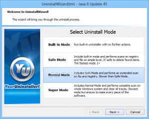 نرمافزار Your Uninstaller ابزار حذف کامل نرمافزارها در ویندوز